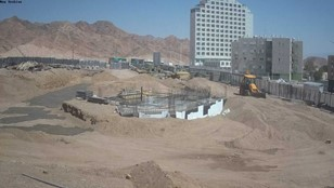 Construction update - We can finally see the beginnings of the new building!